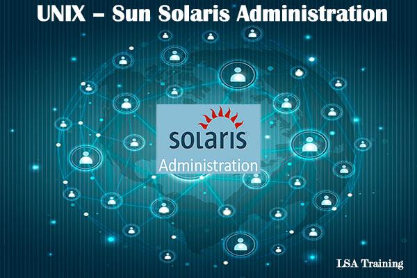 UNIX – Sun Solaris Administration