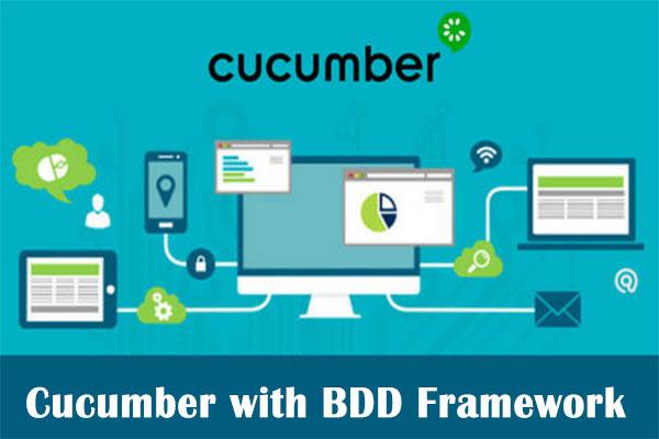 Cucumber with BDD Framework Training