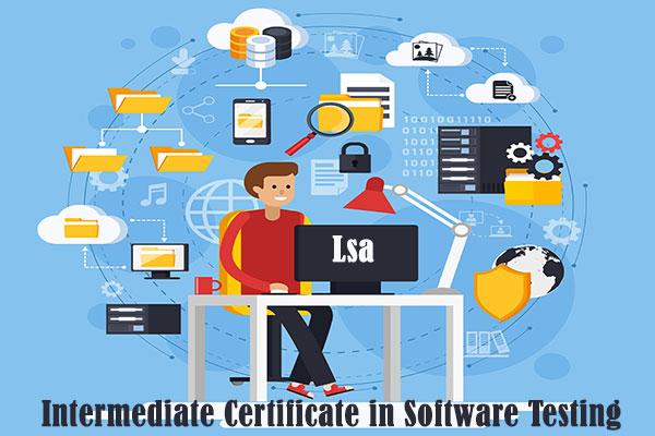 Intermediate Certificate in Software Testing