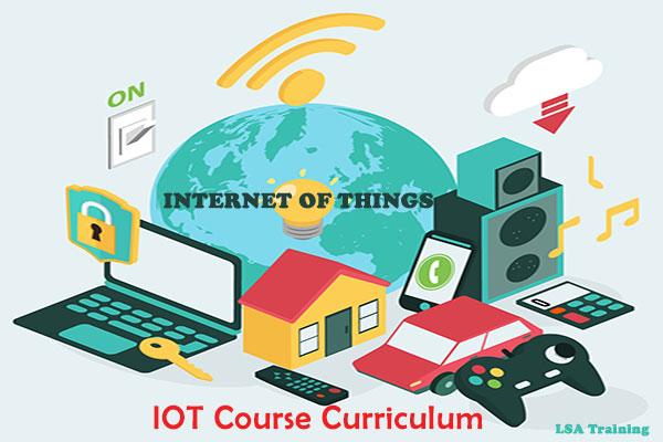 IoT Course Curriculum