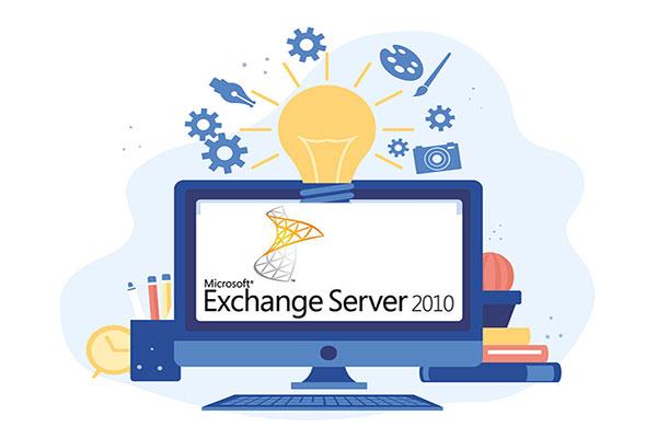 Microsoft Exchange Server 2010, Configuring